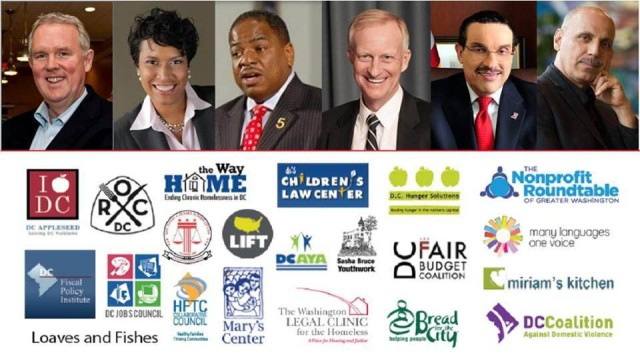 Loaves and Fishes Co-sponsors Mayoral Unforum